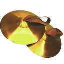 Small cymbals and gongs