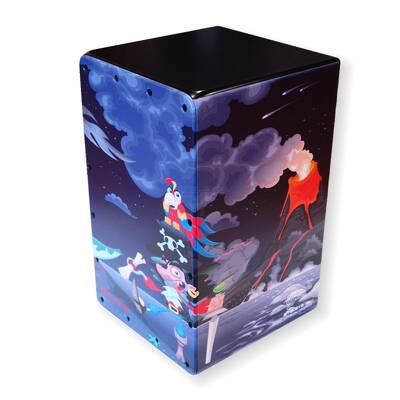 Cajon  GR12 PIRATE Granada Drum