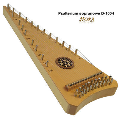 Cytra Psalterium Sopran D 1004 Hora Gama Instrumenty I Akcesoria Muzyczne