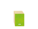 "Cajon Birch 13"" Green NINO950GR NINO"
