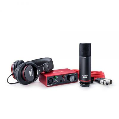 Interfejs audio Scarlett Solo STUDIO 3rd Gen Focusrite