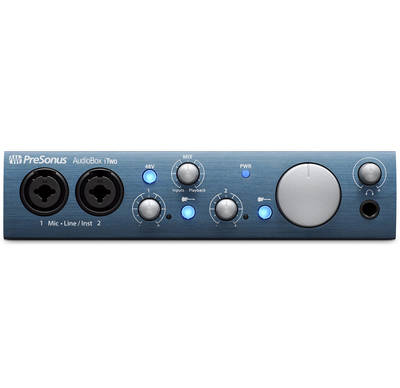 Interfejs AudioBox PreSonus iTwo