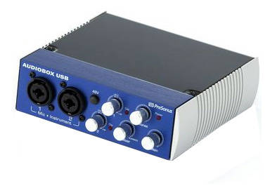 Interfejs Audiobox PreSonus