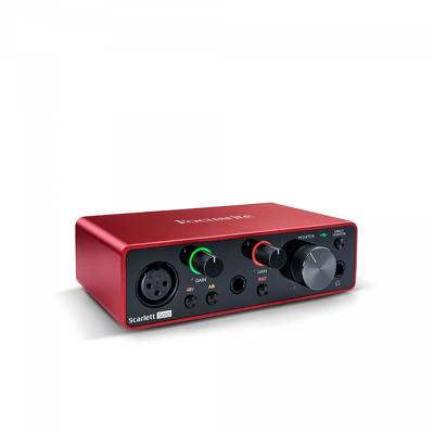 Interfejs audio Scarlett Solo 3rd Gen Focusrite