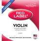 Struny skrzypcowe 2107 Red Label 4/4 Super-Sensitive